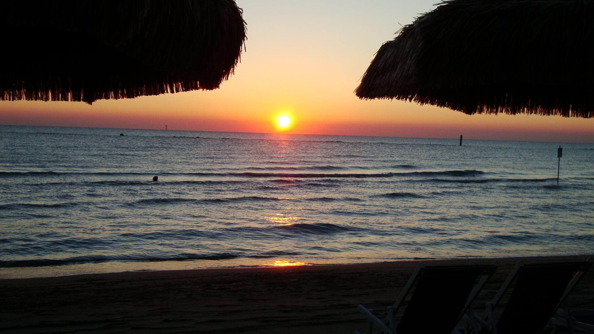 Dal tramonto all'alba